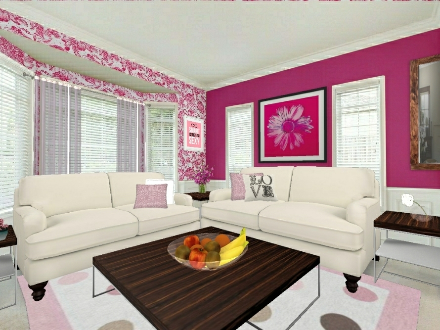Cuarto rosa home design by hailey anne homestyler for Homestyler italiano